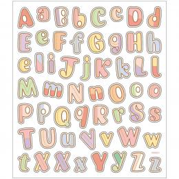 Naklejki Alfabet ze Szwami