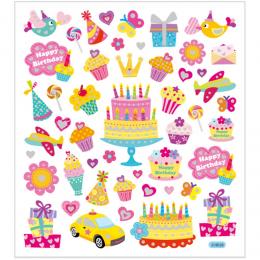 Naklejki Urodziny