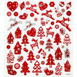 Naklejki Święta Biało-Czerwone