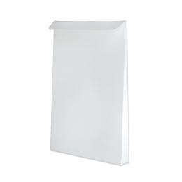 Koperta 3D 22x15x2,5cm - biała