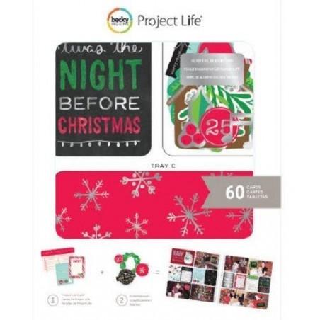 Zestaw kart Project Life - Value Kit - Christmas Wishes