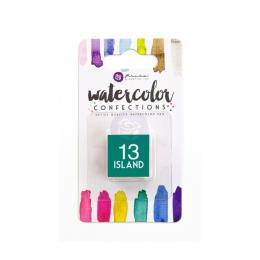 Farbki akwarelowe - 13 Island