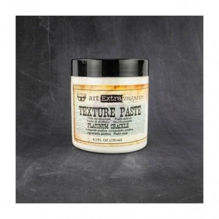 Pasta Teksturalna - Platinum Crackle