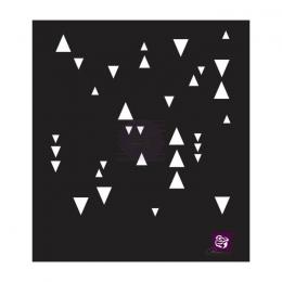 Trójkąty - Maska 6x6