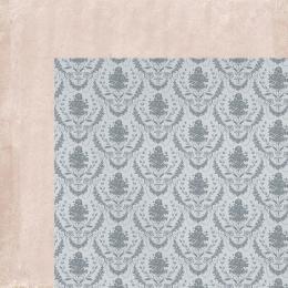 Romantique - Papier 30x30 -...