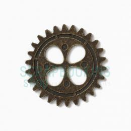 Koło zębate 02 40mm steampunk