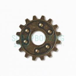 Koło zębate 06 40mm steampunk