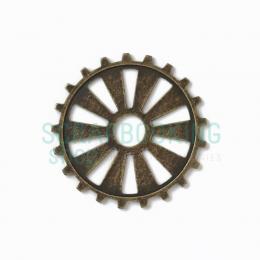 Koło zębate 07 40mm steampunk