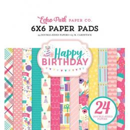 Zestaw papierów 6x6 - Happy...
