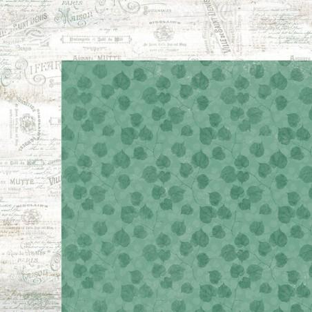Memory Lane - Papier 30x30 - Jade Jewel