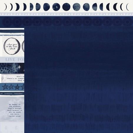 Stargazer - Papier 30x30 - Astronomy