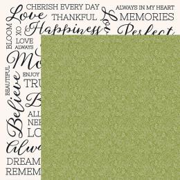 Full Bloom - Papier 30x30 -...