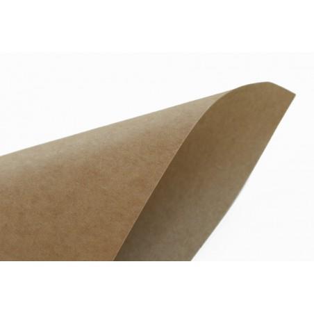 Papier gładki kraft 300g 30x30cm