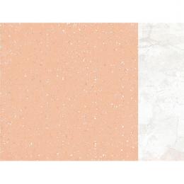 Papier 12x12 Peachy - Amber