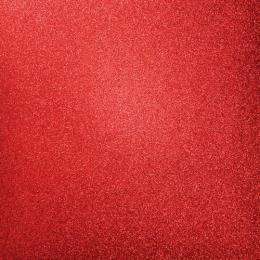 Brokatowy papier - Ruby -...