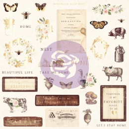 Spring Farmhouse - Ephemera 1