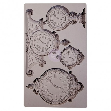 Redesign Forma Silikonowa Elisian Clockworks