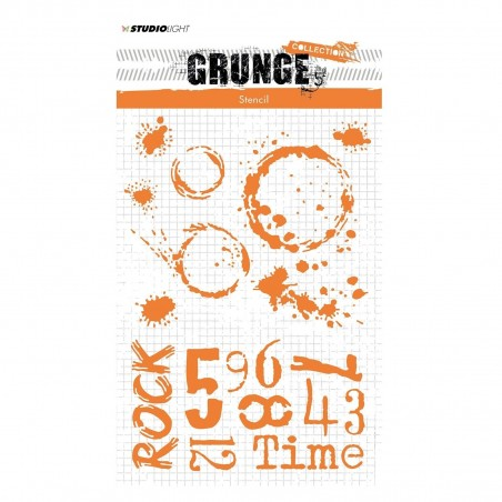 Maska A5 - Grunge Collection 11