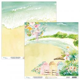 Papier 12x12 01 - Paradise...