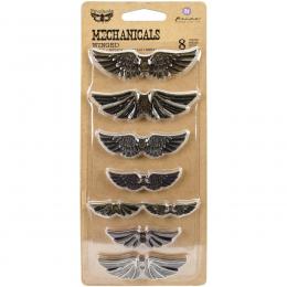 Metalowe skrzydła - Winged