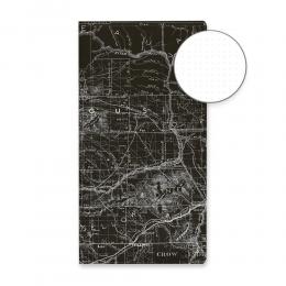 Zeszyt w kropki 03, Mapa