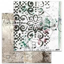 Papier 30x30 - Emerald...