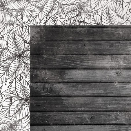 Christmas Edition - Papier 30x30 - Coal