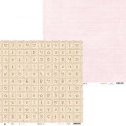 Papier Baby Joy 01, 30x30