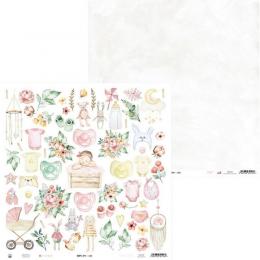 Papier Baby Joy 07a, 30x30