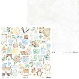 Papier Baby Joy 07b, 30x30cm