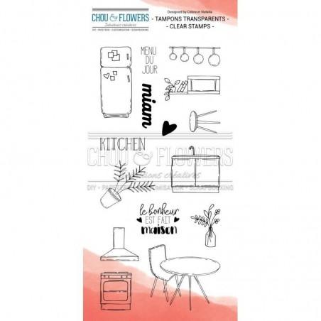 Stemple akrylowe Cuisine 1 - Kuchnia 1