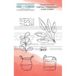 Stemple akrylowe Plant Lover