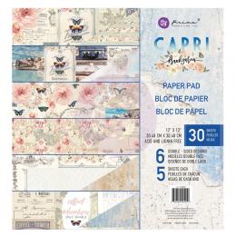 Zestaw papierów 12x12  - Capri