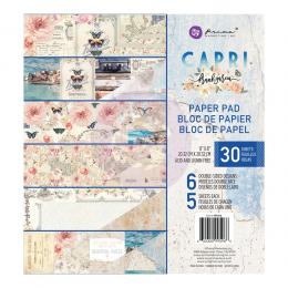 Zestaw papierów 8x8  - Capri