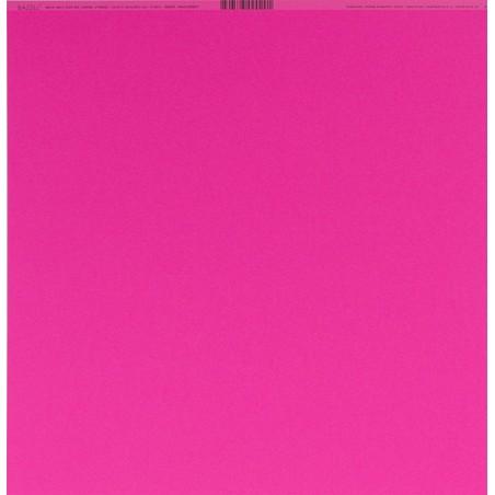 Papier gładki 30 x 30 cm - SMOOTHIES - BAZZILL - BUBZLE GUM