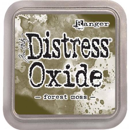 Distress Oxide Ink Pad - Poduszka z tuszem - Forest Moss
