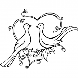 Stempel Gołębie w Sercu