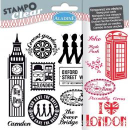 Stemple silikonowe Londyn