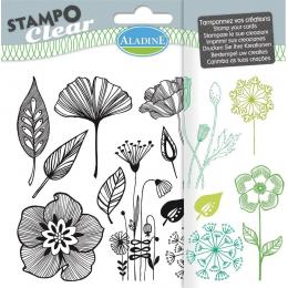 Stemple silikonowe Rośliny