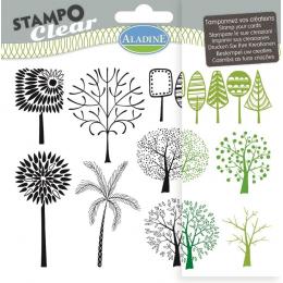 Stemple silikonowe Drzewa
