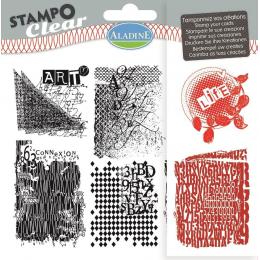 Stemple silikonowe Tekstury