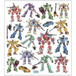 Naklejki Transformery