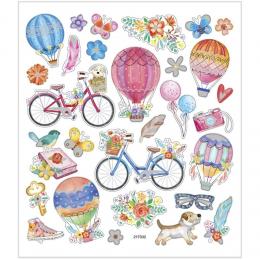 Naklejki Rowery i Balony