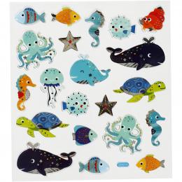 Naklejki Zwierzęta Morskie