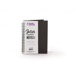 Notes 18x13cm Czarny z...