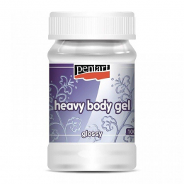 Heavy Body Gel - Gęsta...