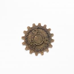 Koło zębate 05 40mm steampunk