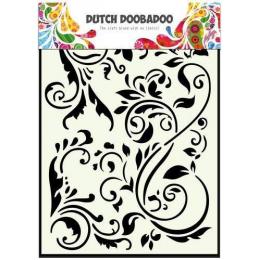 Maska A5 - Dutch Doobadoo...