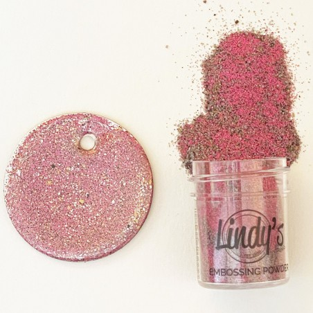 Puder do embossingu chunky - Lindy's Stamp Gang Of Quartz It Is