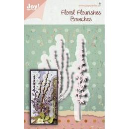 Wykrojnik Joy! Floral...